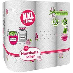Küchenrollen XXL PACK 3-lagig 6 Rollen