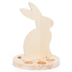 Eierhalter aus Holz, 20 cm Ø