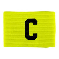 Salming Captain Armband neon gelb