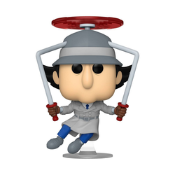 Funko POP! Animation: Inspector Gadget - Inspector Gadget Flying