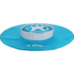 IFetch iDig go Hunde-Spielmatte Blau, Weiß 1St.
