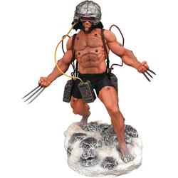 MARVEL Sammelfigur Weapon X - WOLVERINE - Gallery Diorama Figur