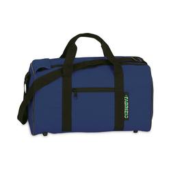 fabrizio® Sporttasche Sporttasche fabrizio grün blau