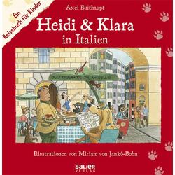 Heidi & Klara in Italien als Buch von Axel Bulthaupt