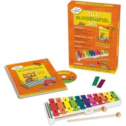 Hage Glockenspiel Lillis Glockenspiel, (Set)