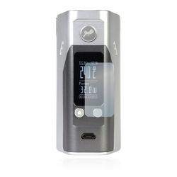 upscreen Schutzfolie für Wismec Reuleaux RX200S, Folie Schutzfolie klar antibakteriell