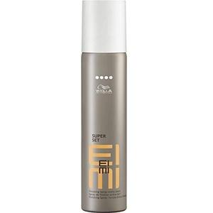 WELLA Eimi Super Set Extra Strong Finishing Spray, transparent, 300 milliliter