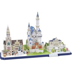 Revell 3D-Puzzle Bayern Skyline 00143