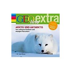 Arktis und Antarktis - Hörbuch