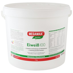 EIWEISS 100 Banane Megamax Pulver 5000 g