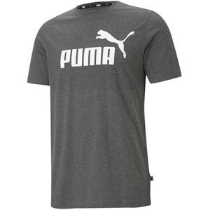 PUMA Essentials Heather T-Shirt puma black 3XL