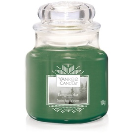 Yankee Candle Evergreen Mist duftkerze Classic mini 104 g