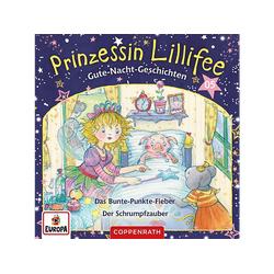 Prinzessin Lillifee - 005/Gute-Nacht-Geschichten Folge 9+10 (CD)