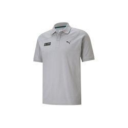 PUMA Poloshirt Mercedes F1 Herren Poloshirt grau M