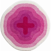 03, 196 pink 60 cm rund,