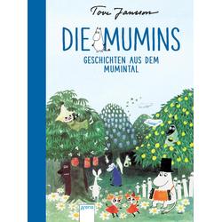 Die Mumins. Geschichten aus dem Mumintal als Buch von Tove Jansson