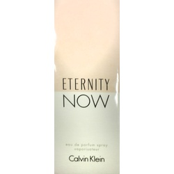 Calvin Klein Eternity Now Eau de Parfum 100 ml