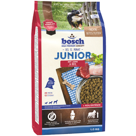 Bosch Tiernahrung High Premium Concept Junior Lamm & Reis 1 kg
