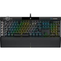 Corsair K100 RGB Mechanical Gaming Tastatur USB QWERTZ Deutsch schwarz