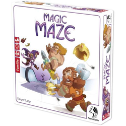 Pegasus Spiele Magic Maze Magic Maze 57200G