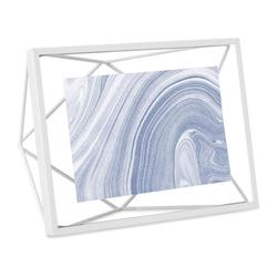 Umbra Bilderrahmen Prisma Weiß 10 x 15 cm