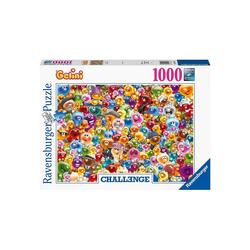 Ravensburger Puzzle Ravensburger - Ganz viel Gelini - 1000 Teile Puzzl, 1000 Puzzleteile