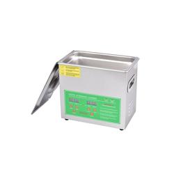 Sross Ultraschallreiniger Edelstahl Professional Ultraschallreiniger 3L