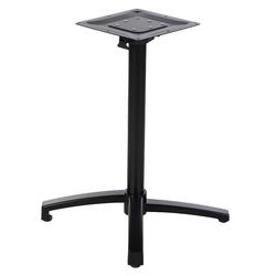 Acht&Acht Exclusive Tischgestell einklappbar Aluminium Schwarz