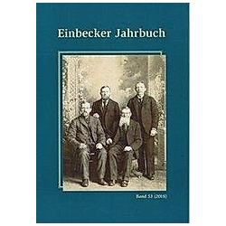 Einbecker Jahrbuch - Buch