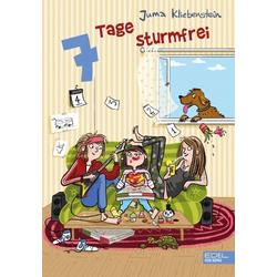 7 Tage sturmfrei: Buch von Juma Kliebenstein