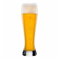 Eisch Bierglas Weizenbierglas Jeunesse 650 ml, Kristallglas beige