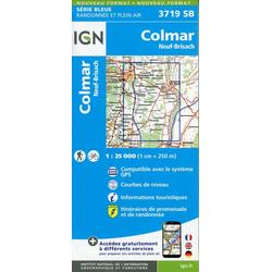 Colmar 1:25 000