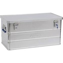 Alutec CLASSIC 93 11093 Transportkiste Aluminium (L x B x H) 775 x 385 x 375mm