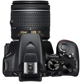 + AF-P DX 18-55mm VR