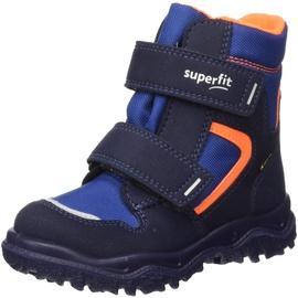 Superfit Baby Winterstiefel blau/orange Gr. 20
