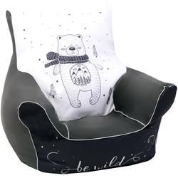 Knorrtoys® Sitzsack Bear, für Kinder