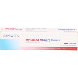 MYKOMED 10 mg/g Creme 20 g