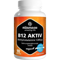 B12 Aktiv 1000 ug vegan