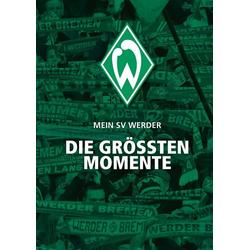 Mein SV Werder als Buch von