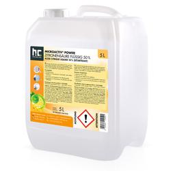 2 x 5 Liter Zitronensäure 50% flüssig(10 Liter)