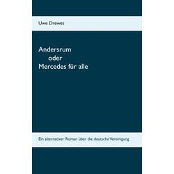 Andersrum als Buch von Uwe Drewes