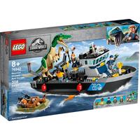 Lego Jurassic World Flucht des Baryonyx 76942