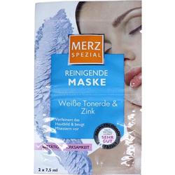 MERZ Spezial reinigend.Maske wei.Tonerde+Zink 15 ml