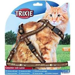 TRIXIE Geschirre für eine große Katze 34-57cm (Rabatt für Stammkunden 3%)