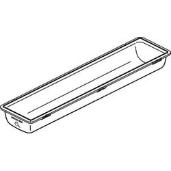 Stahl Wanne für Leuchte 58 W Wanne 58/65W 01/99