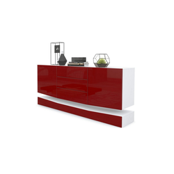 Vladon Sideboard City rot