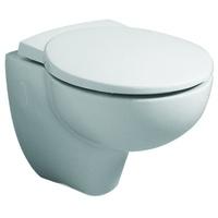 GEBERIT Keramag / Geberit Joly WC-Sitz mit Deckel - Weiß Alpin - 571005000