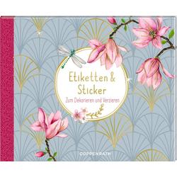 Stickerbuch - Etiketten & Sticker (Was wirklich wichtig ist)