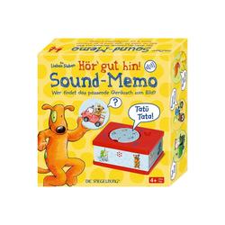 Spiegelburg Spiel, Sound-Memo Die Lieben Sieben