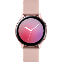 Samsung Galaxy Watch Active2 40 mm aluminum LTE pink gold